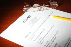 engaging resume